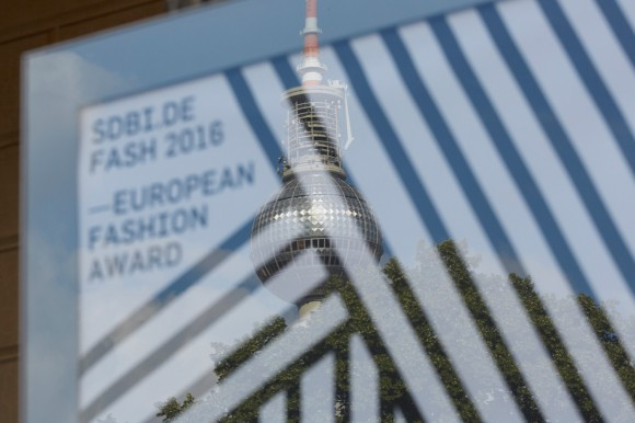 SDBI European Fashion Award – FASH 2016