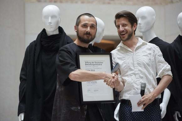 European Fashion Award – FASH 2015