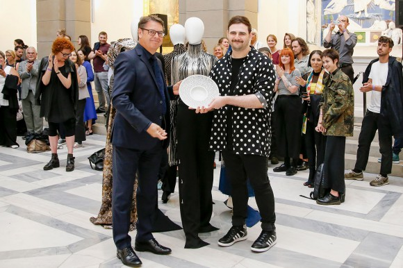 European Fashion Award FASH 2017 In Berlin