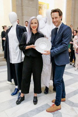 European Fashion Award FASH 2017 In Berlin
